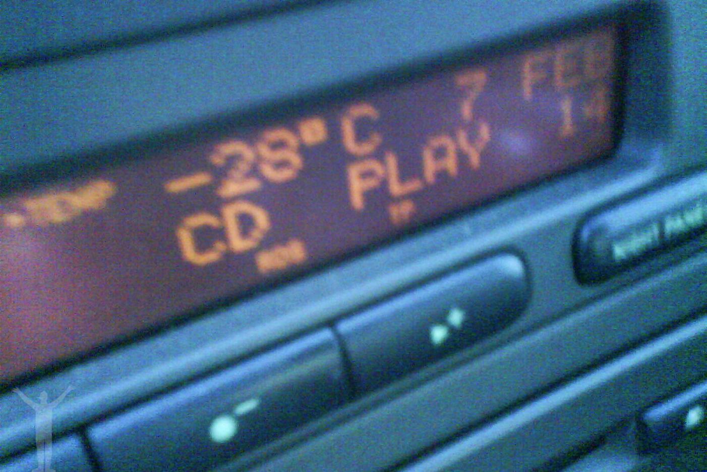 Minus 28 gradera