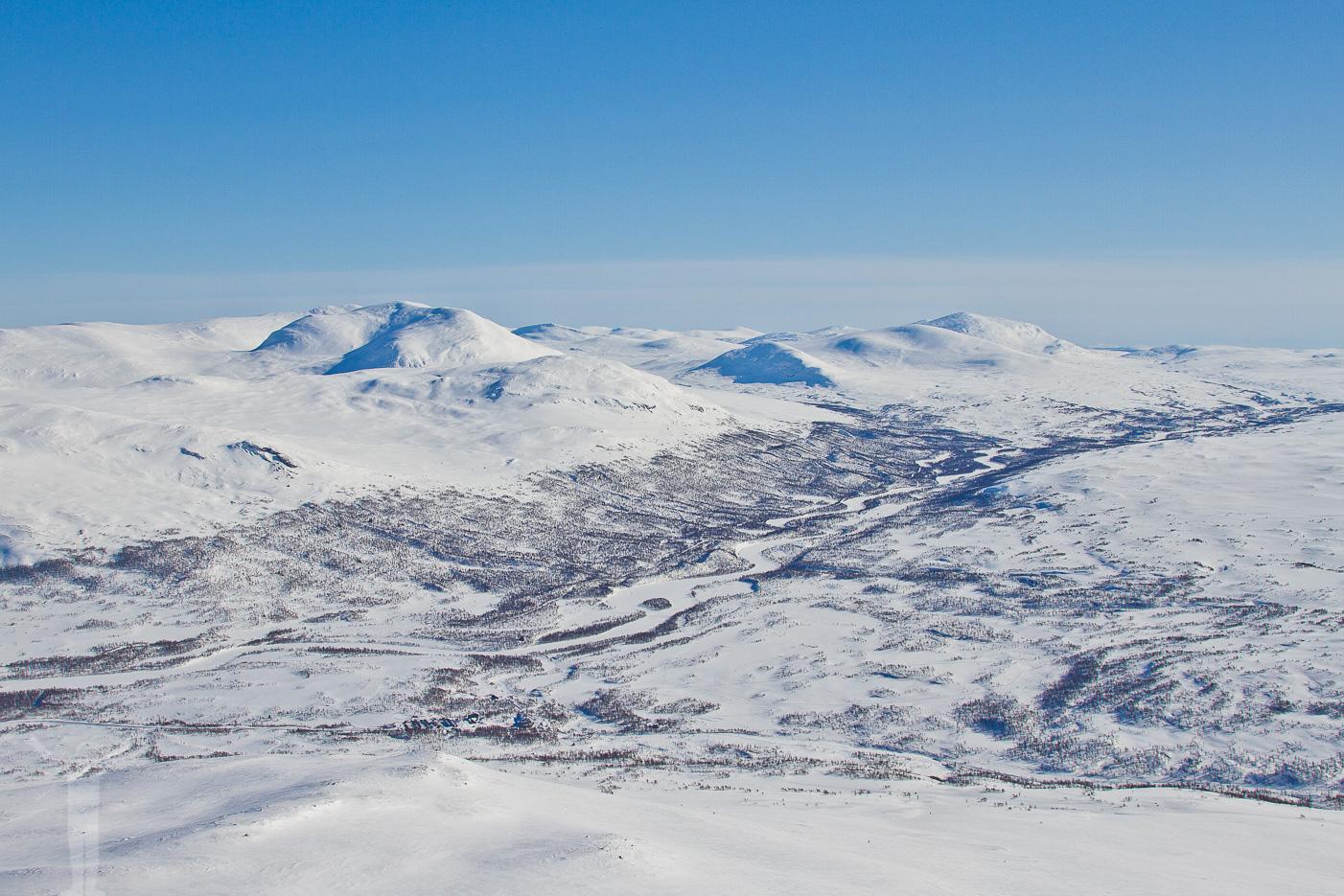 Storulvån, Jämtland