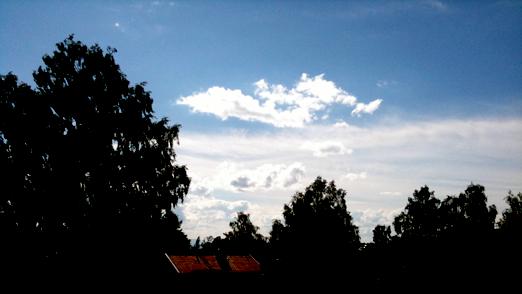 Sommar, sol och värme!