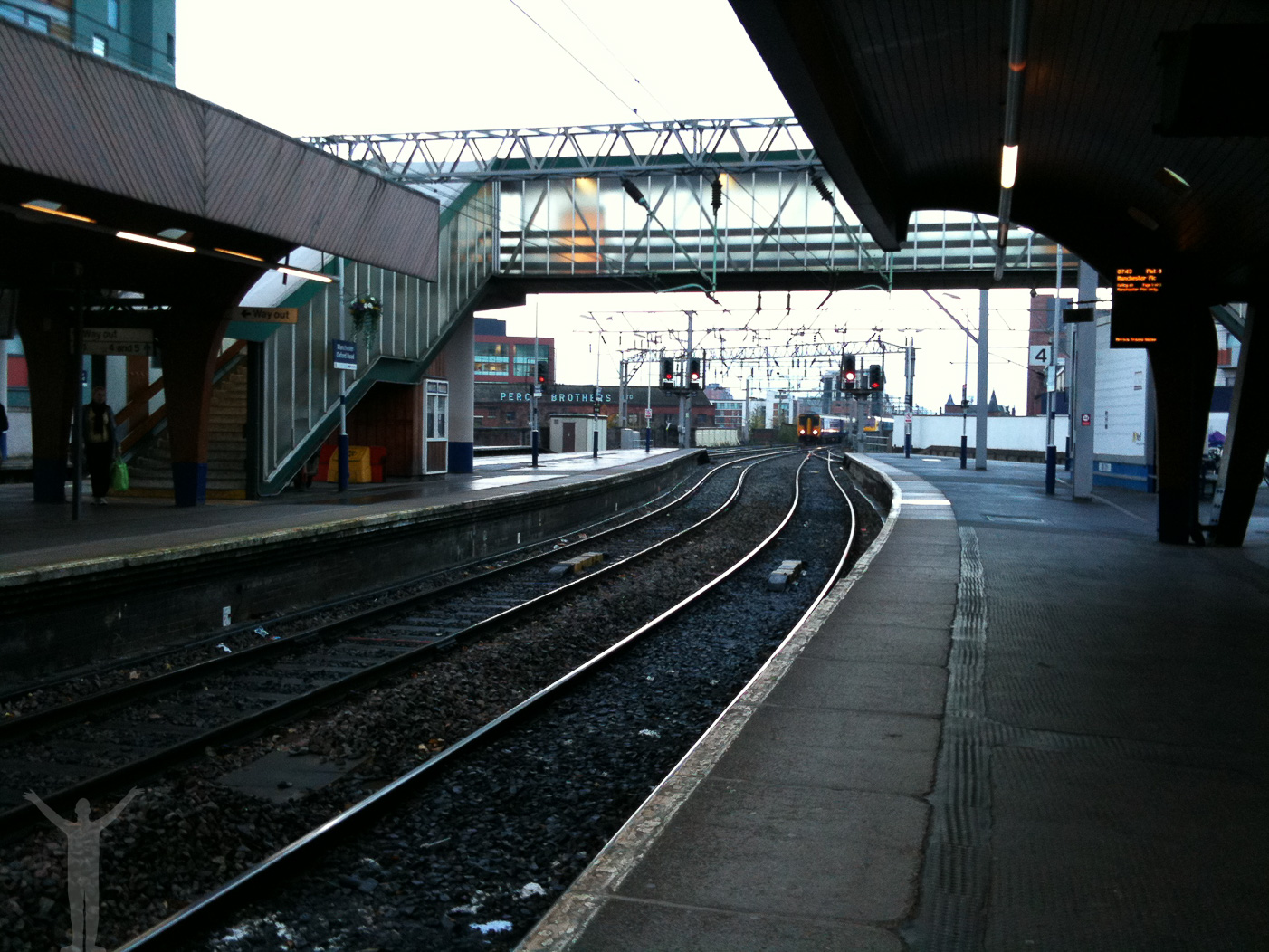 Oxford Station