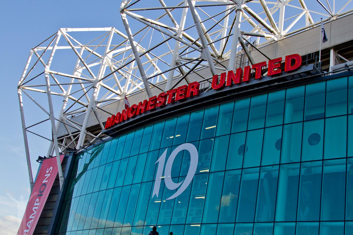 Old Trafford - 19