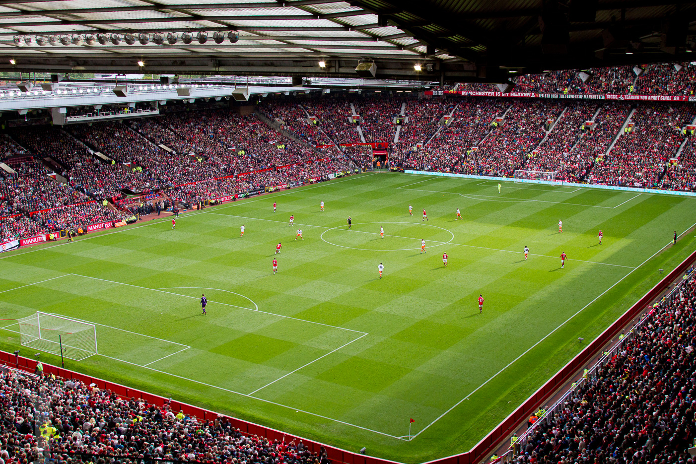Manchester United - Blackpool