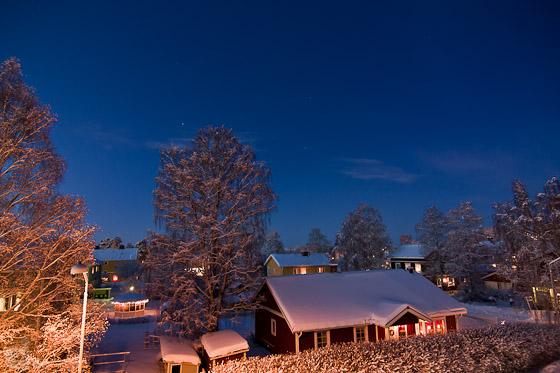 Godmorgon Östersund!