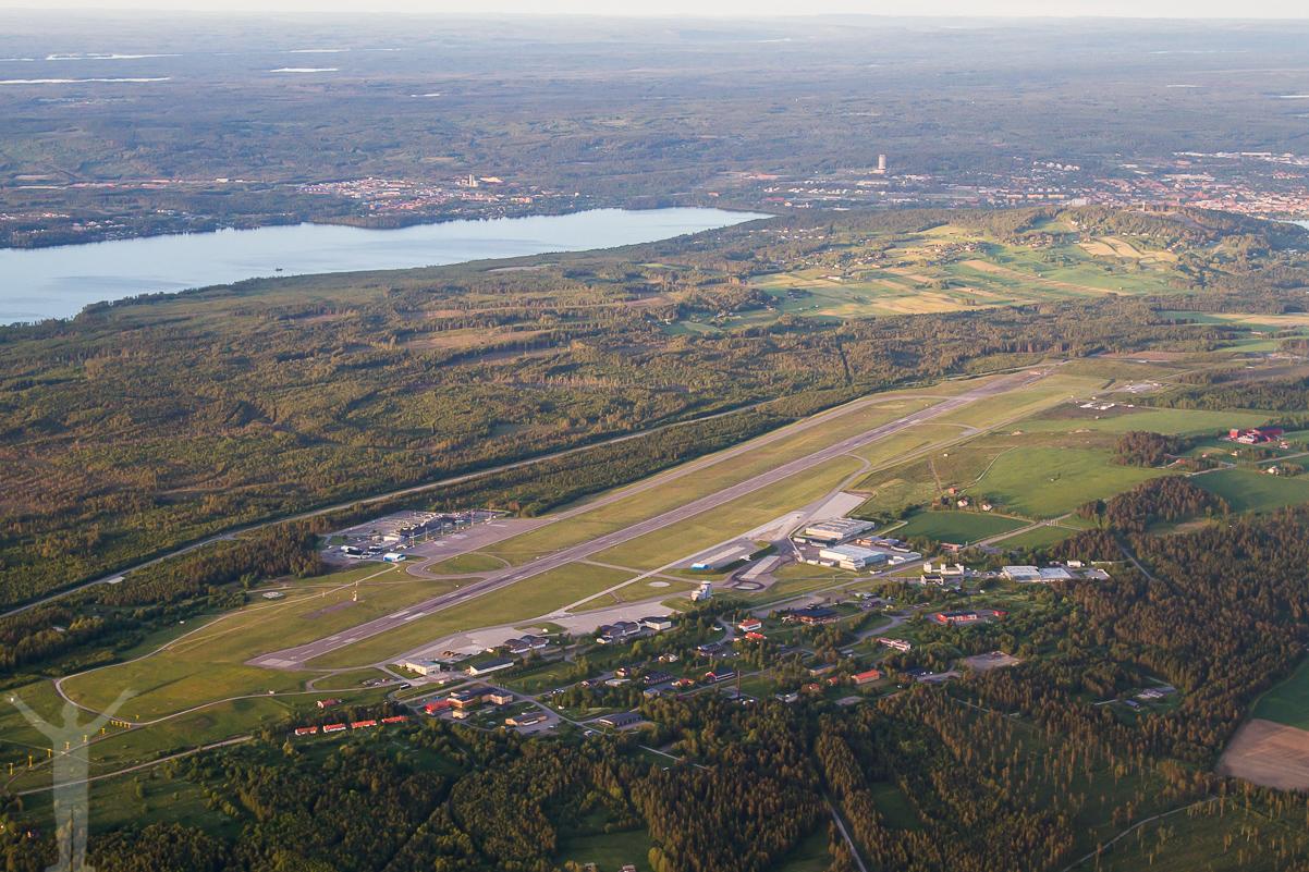 Åre Östersund flygplats