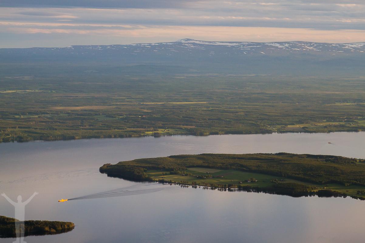 Norderön och Oviksfjällen