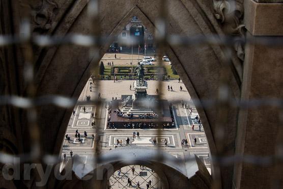 Från Duomo di Milano