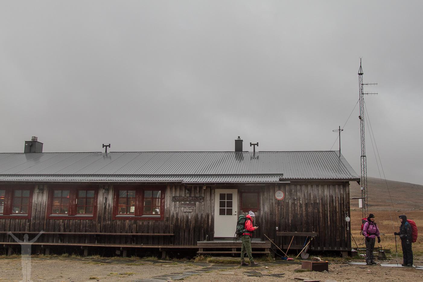 Helags fjällstation, Jämtland