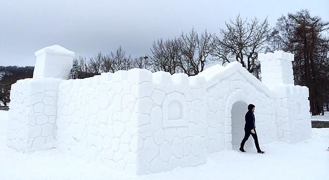Vinterstaden