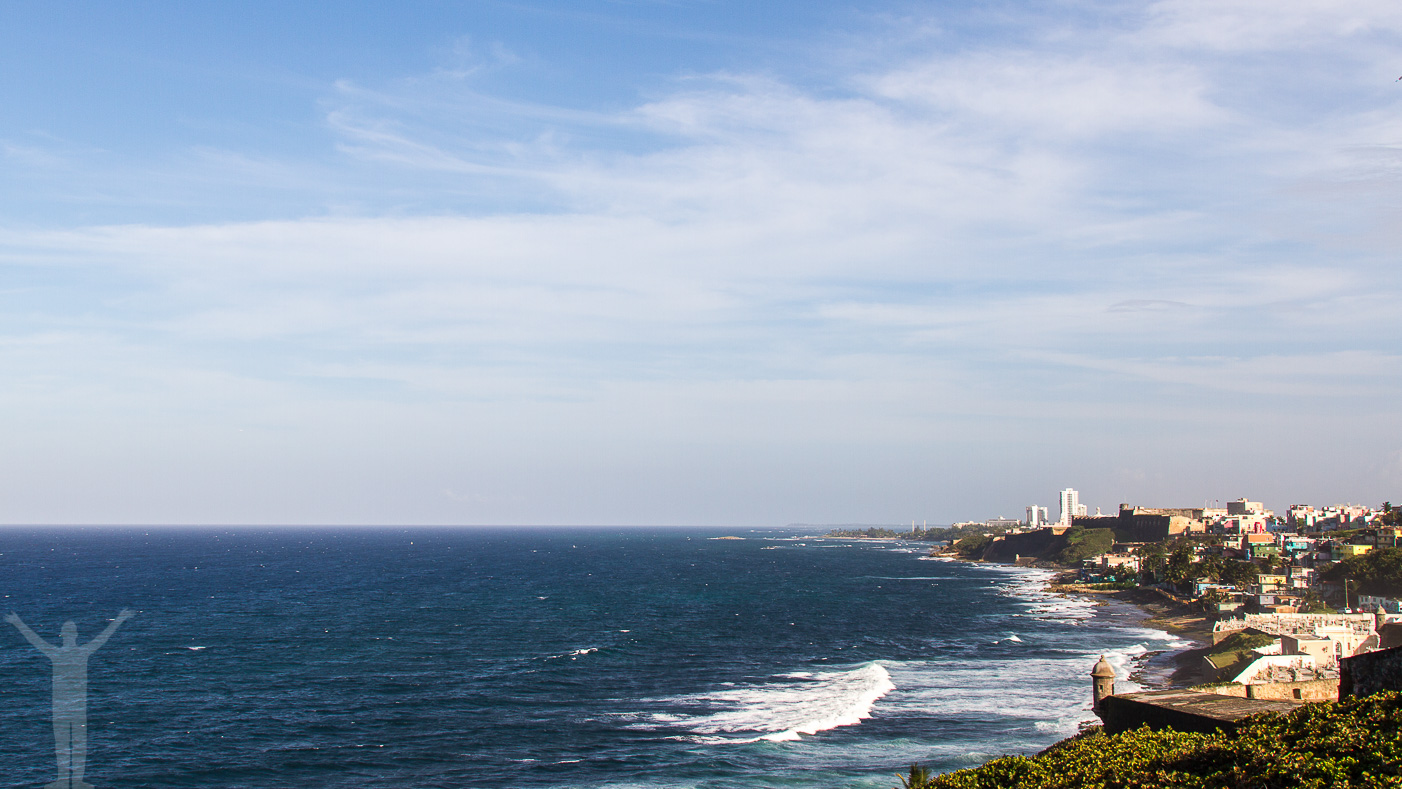 Atlanten och San Juan