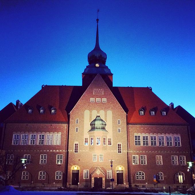 Rådhuset, Östersund