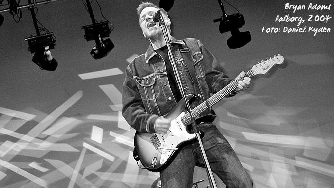 Bryan Adams, Aalborg 2004