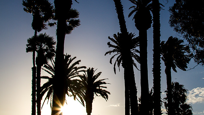 Santa Monica - Ocean Front Walk