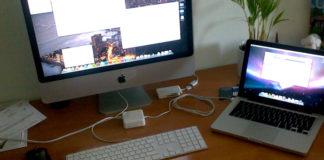 """iMac 24"""" och Macbook 13"""""""