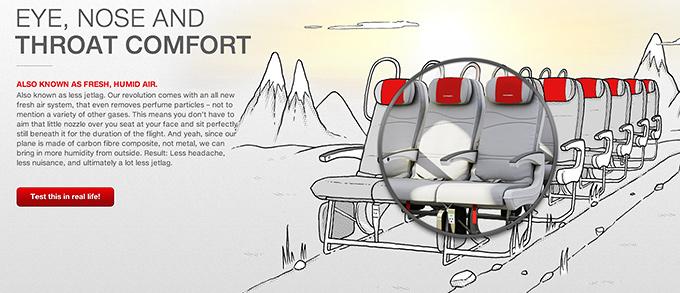 Fresh air Dreamliner