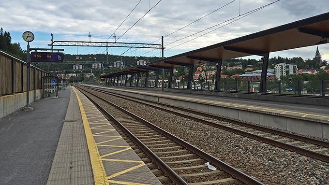 Örnsköldsviks centralstation