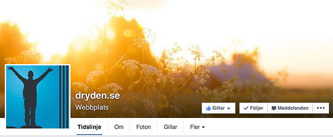 Blogg Facebooksidan