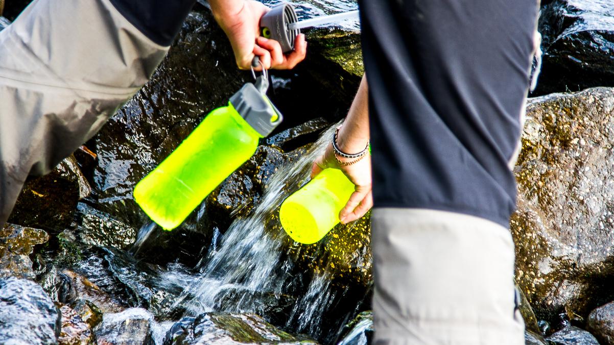 Vattenpåfyllnad