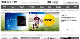 FIFA 15 hos cdon.com