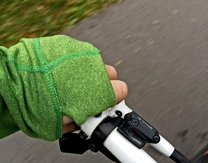 Höst på cykelturen