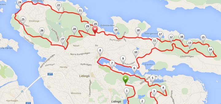 lidingöloppet karta Vid 17 borde vi veta | FlyingDryden lidingöloppet karta