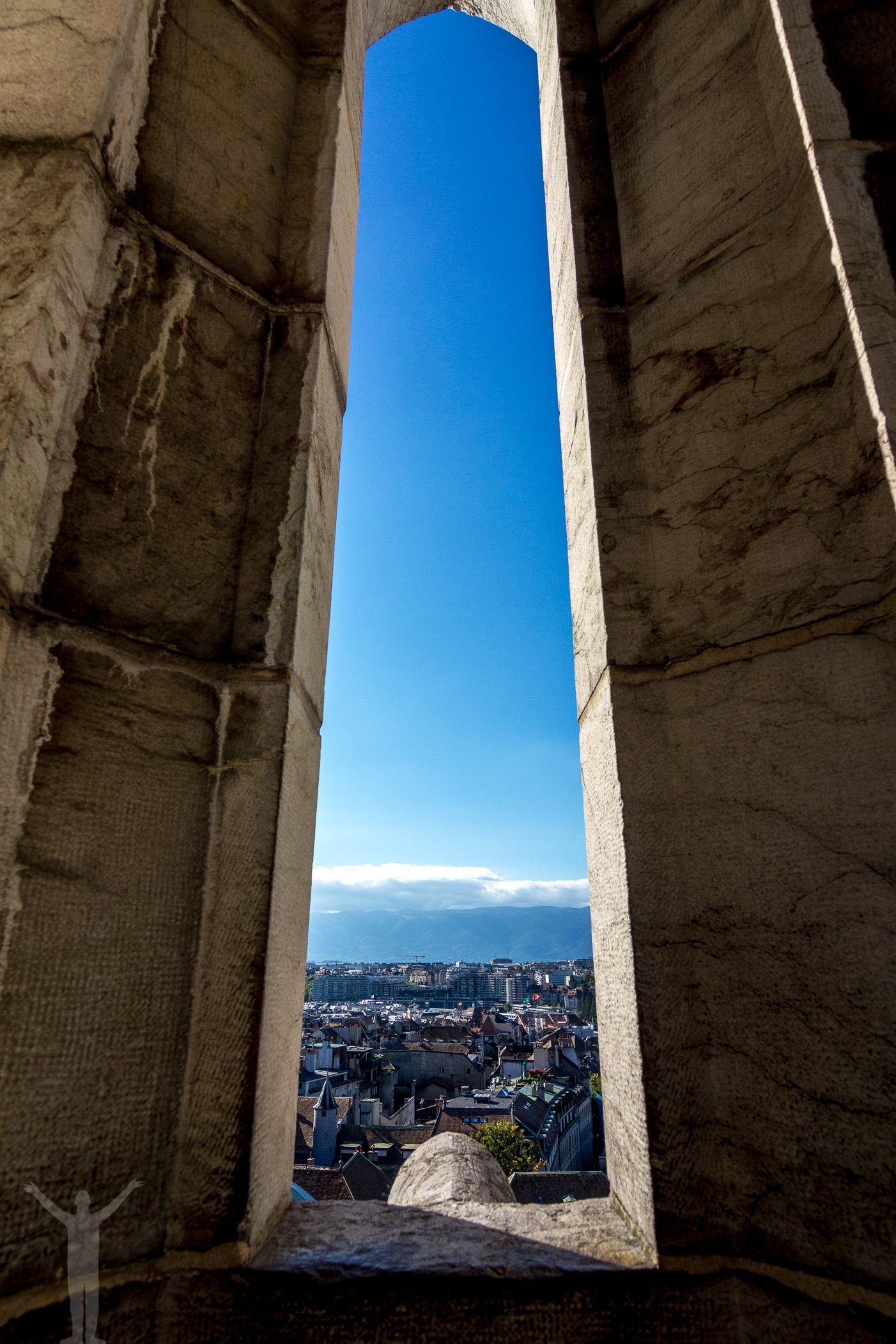 St Pierre Cathedral Cathédrale Saint-Pierre Genève