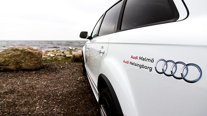 Audi Q7 Smygehuk