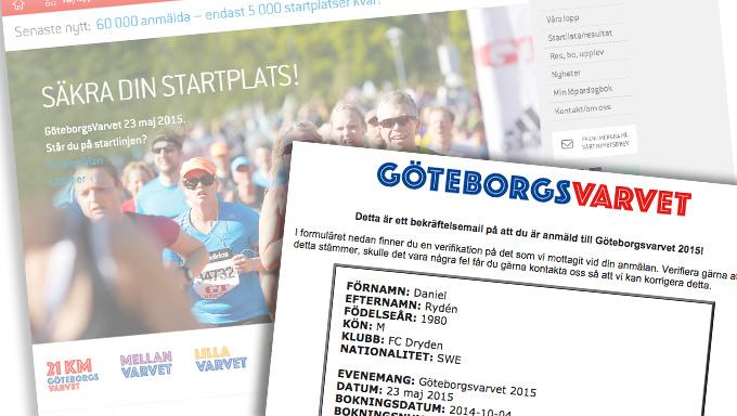 Göteborgsvarvet 2015