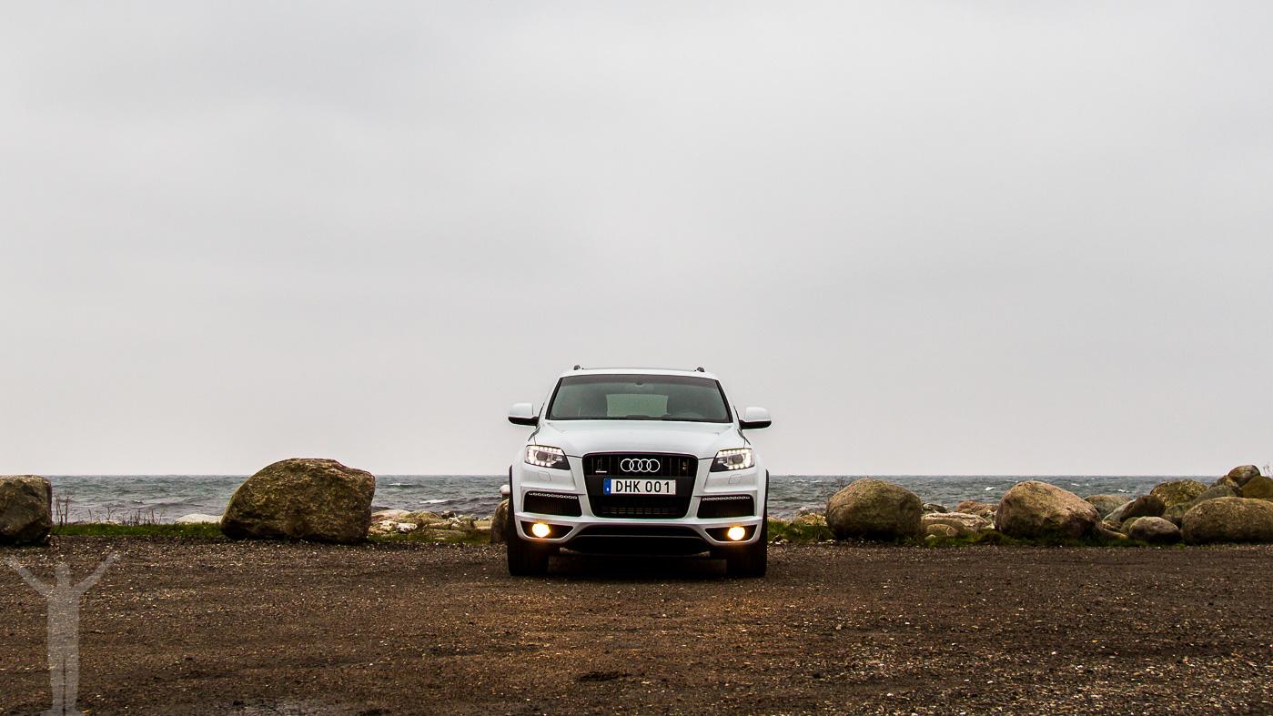 Audi Q7 Quattro - S-Line - 245 hk