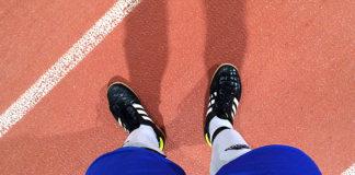 Fotbollsträning!