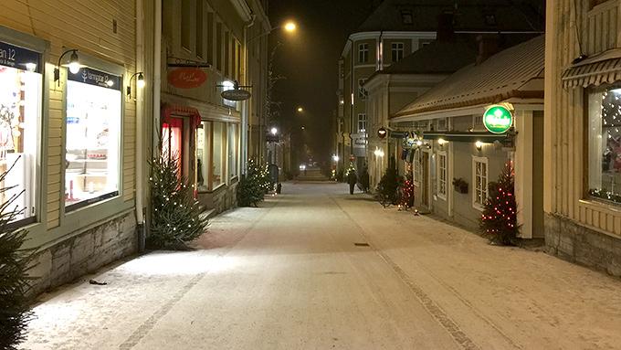 Hamngatan Östersund