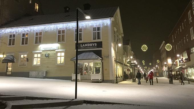 Storgatan Östersund