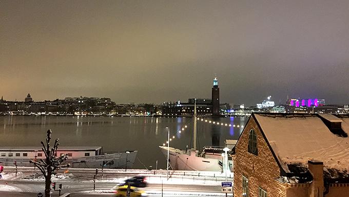 Stockholm och Münchenbryggeriet