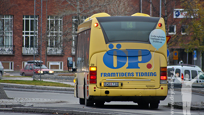 Stadsbussarna i Östersund