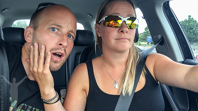 Två muppar i Finland