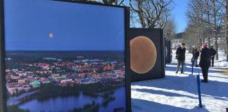 Utställning av Astrofotografen