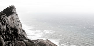 Väder på Gibraltar