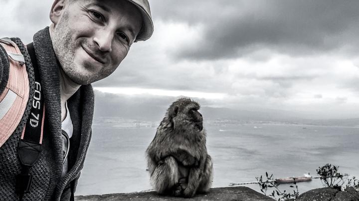 Aporna på Gibraltar
