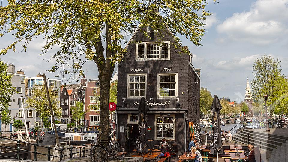 Café De Sluyswacht