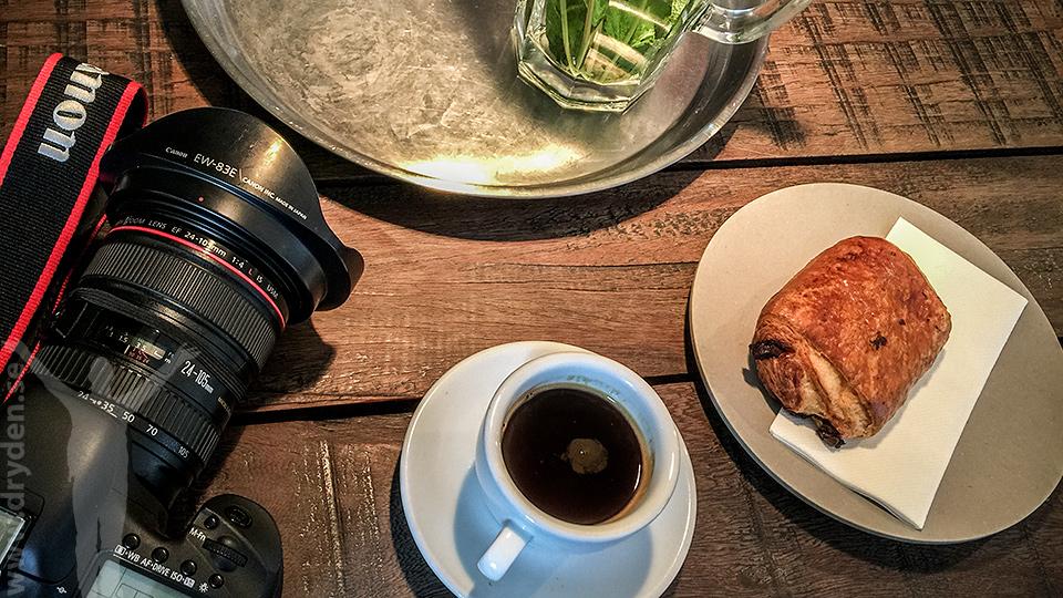Coffee company Amsterdam