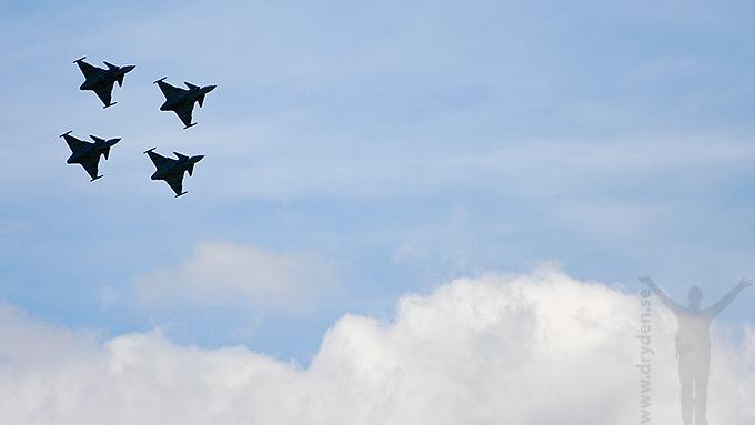 Flyguppvisning, F7 Såtenäs