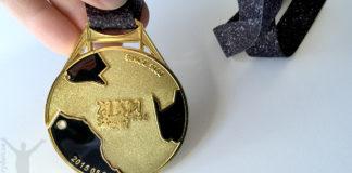 Göteborgsvarvet - medalj 2015