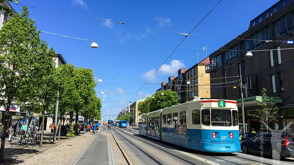 Östra Hamngatan, Göteborg