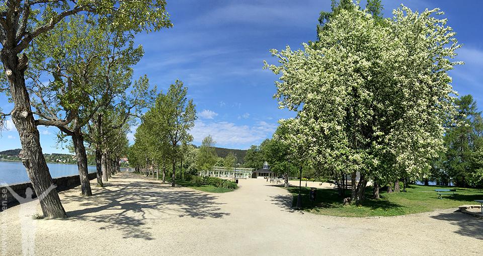 Badhusparken, Östersund