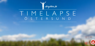 Timelapse - hjärta Östersund