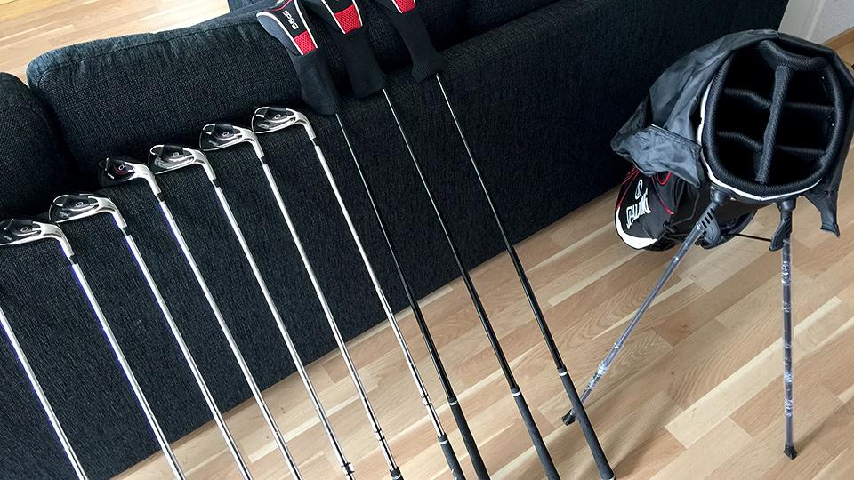 Spalding SP99, golfset