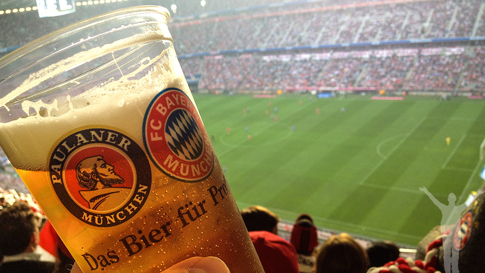 Allianz Arena i München