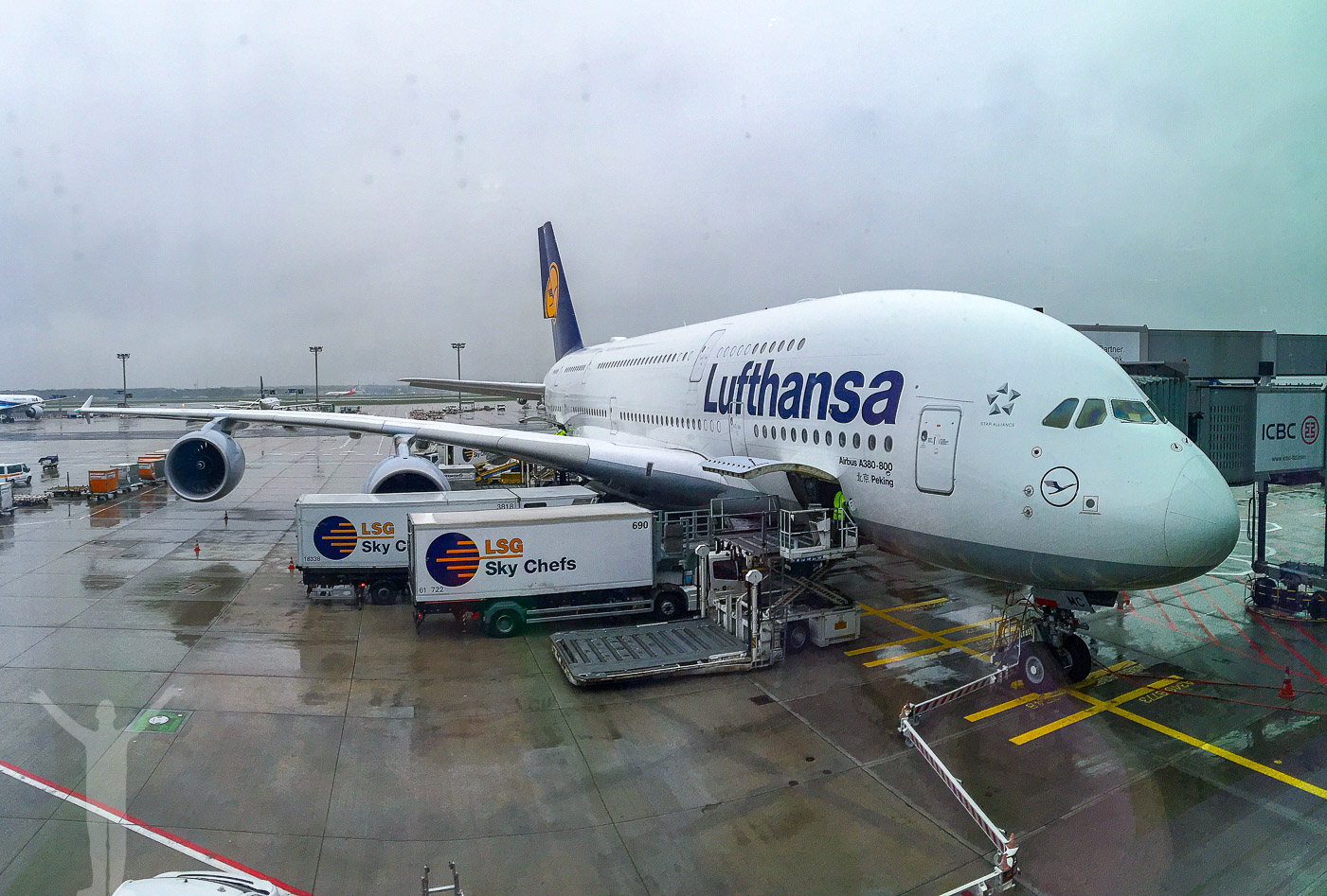 Lufthansa LH400, A380-841, D-AIMC