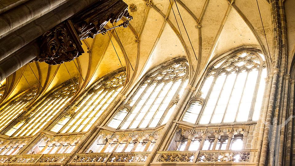 Katedralen i Prag
