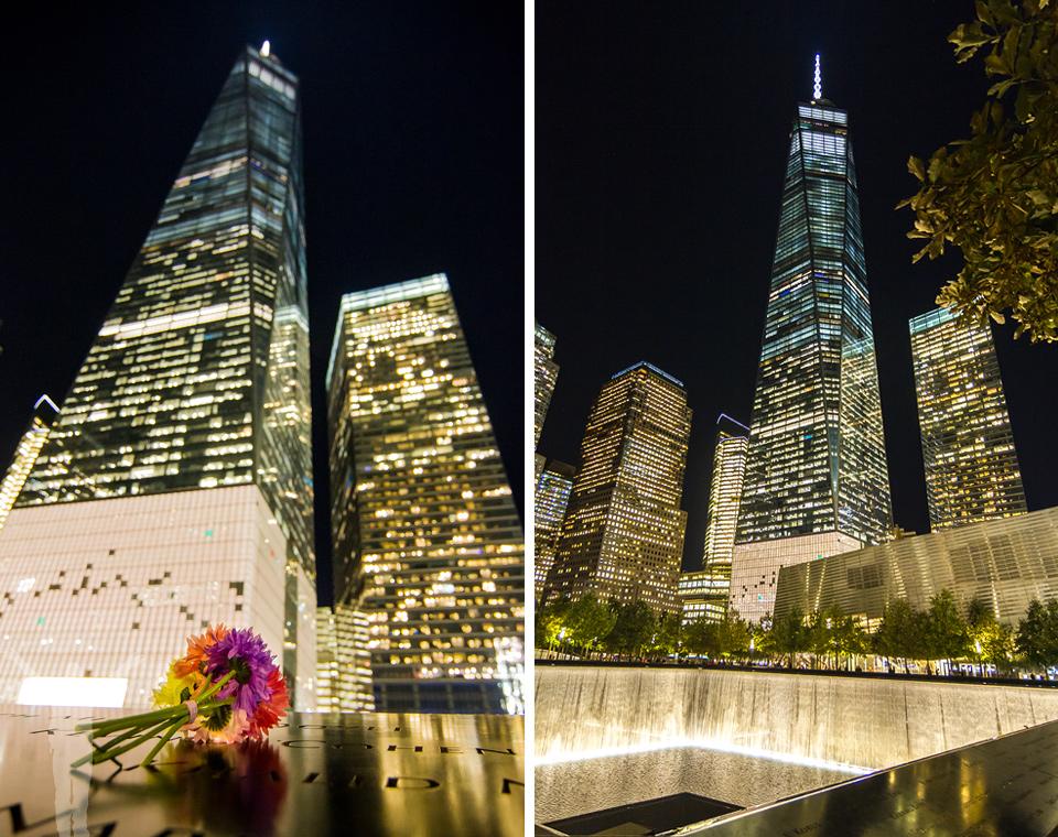 9/11 Memorial New York