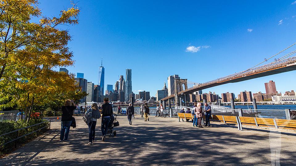 Brooklyn Brigde Park